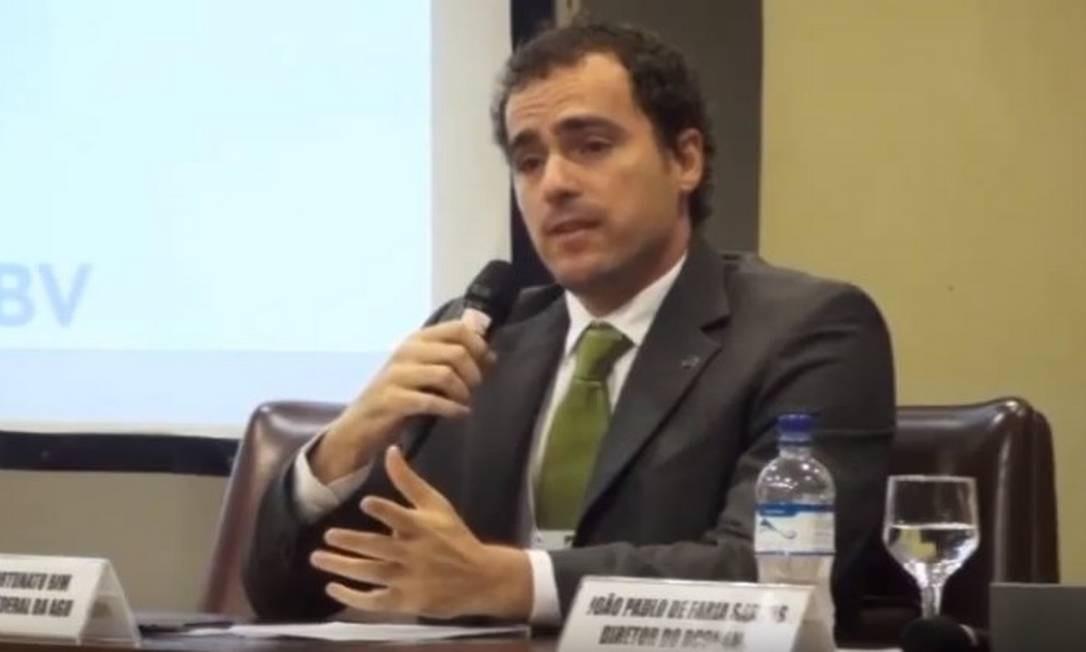 Eduardo Fortunato Bim vai comandar o Ibama Foto: Reprodução