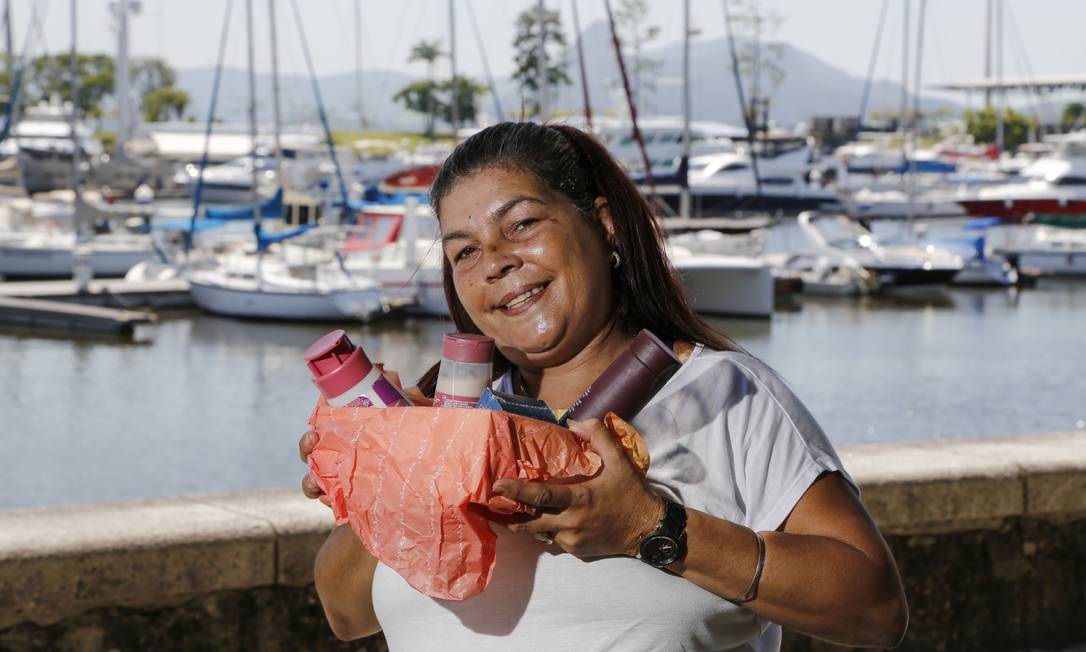 Inspiração. Solange, da Bodeguita da Sol, foi listada em livro do Sebrae Foto: Uanderson Fernandes / Agência O Globo