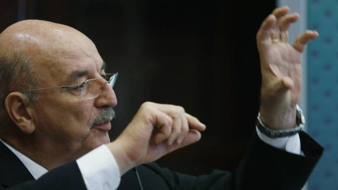 Futuro ministro da Cidadania, Osmar Terra (PMDB) Foto: Antonio Scorza / Agência O Globo