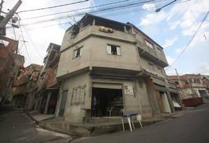 Na foto bairro Vila Popular, em Diadema Foto: Marcos Alves / Agência O Globo 06/10/2016
