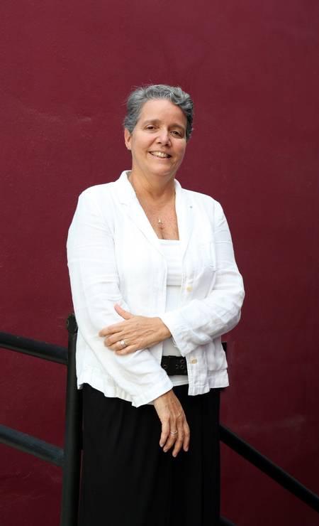 Paula Barreto, produtora de cinema Foto: Marcos Ramos
