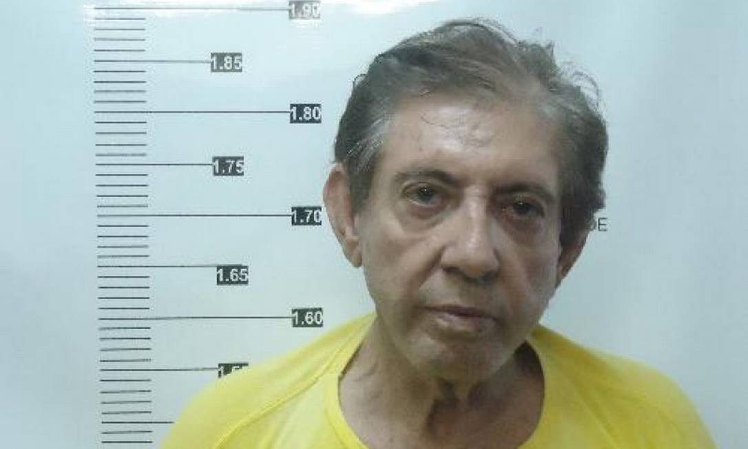 João de deus foi preso no domingo Foto: Agência O Globo
