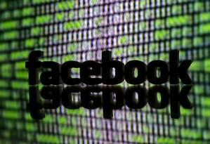 Facebook: de olho nas moedas virtuais Foto: Dado Ruvic / REUTERS