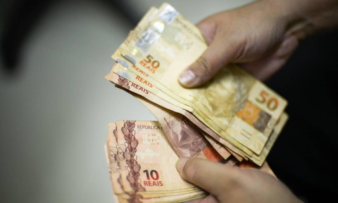 Inflação tende a ficar sob controle Foto: Marcello Casal Júnior / Agência O Globo