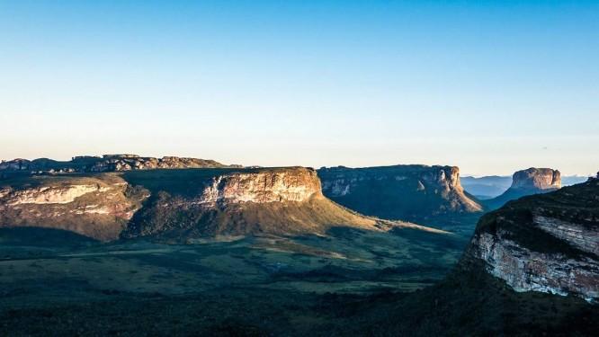 Morro do Pai Inácio, na Chapada Diamantina Foto: Kennedy Silva/CC