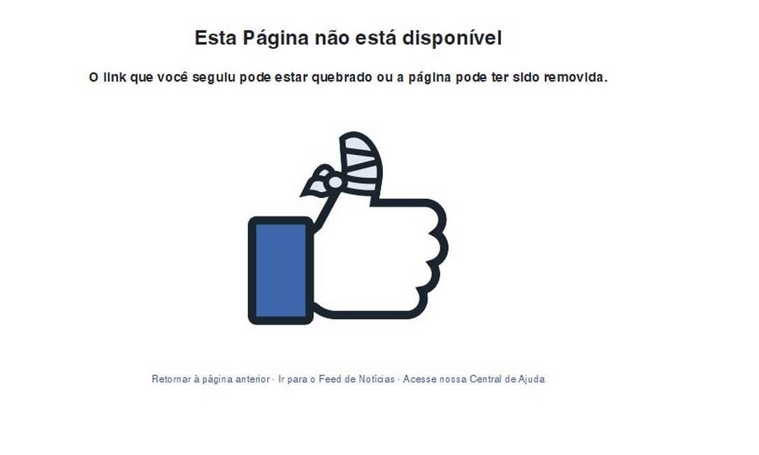 Bolsonaro reclamou da exclusão de páginas de Direita Foto: Reprodução