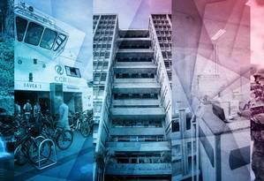 Secretariado do governo Witzel Foto: Editoria de Arte