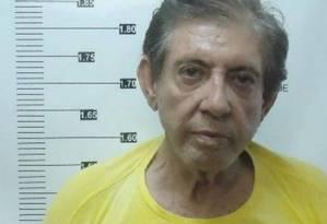 João de Deus foi preso em 16 de dezembro Foto: Reprodução / Agência O Globo