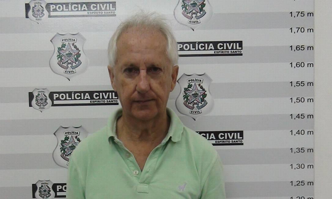 O ex-assessor Marcos Vinicius Moreira Andrade confessou o assassinato Foto: Divulgação