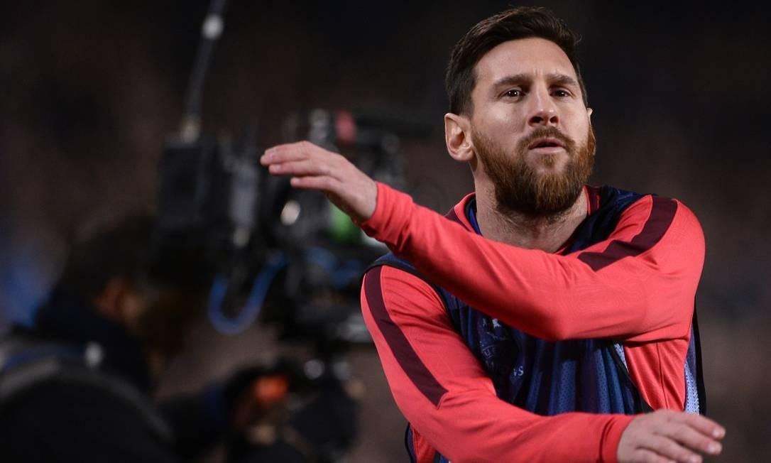d273c38f7c866 Messi diz que torce por volta de Neymar ao Barcelona e  recusa ...