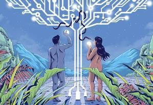 Por burlarem questões éticas, as empresas de tecnologia estão enfrentando a reação dos consumidores. Você já pensou nos seus hábitos de consumo de tecnologia? Foto: GLENN HARVEY / NYT