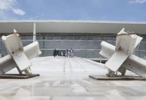 Jair Bolsonaro (PSL) receberá a faixa presidencial no Palácio do Planalto dia 1º de janeiro Foto: Jorge William / Agência O Globo