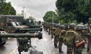 Grupo de Artilharia Antiáerea fará parte do esquema de segurança da posse Foto: DivulgaçãoTwitter/Exército