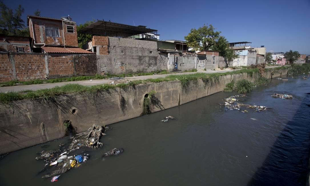 Presidente do BNDES diz que não faltará dineiro para o saneamento Foto: Márcia Foletto / Agência O Globo