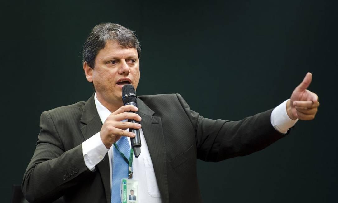 Nas asas da FAB: Freitas é campeão em voos no começo do governo Foto: Marcelo Camargo / Agência Brasil
