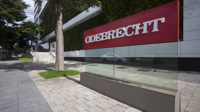 Sede da Odebrecht no bairro do Butantã, em São Paulo Foto: Edilson Dantas / Agência O Globo