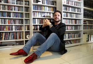 O diretor de óperas André Heller-Lopes Foto: Marcos Ramos / Agência O Globo