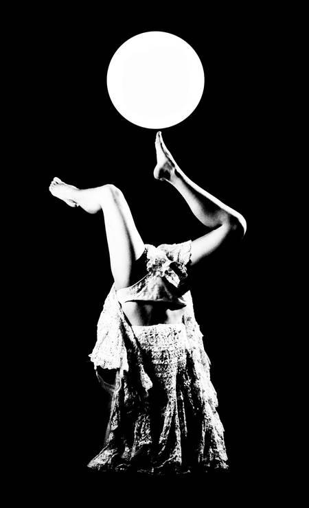 Foto de Cafi de coreografia da Cia. Dani Lima Foto: Cafi / Divulgação