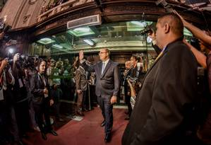 Governador do Rio, Wilson Witzel Foto: Julia Passos / Divulgação / Alerj