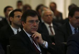 O presidente da Eletrobras, Wilson Ferreira Jr, durante seminário Foto: Michel Filho/Agência O Globo/21-03-2018
