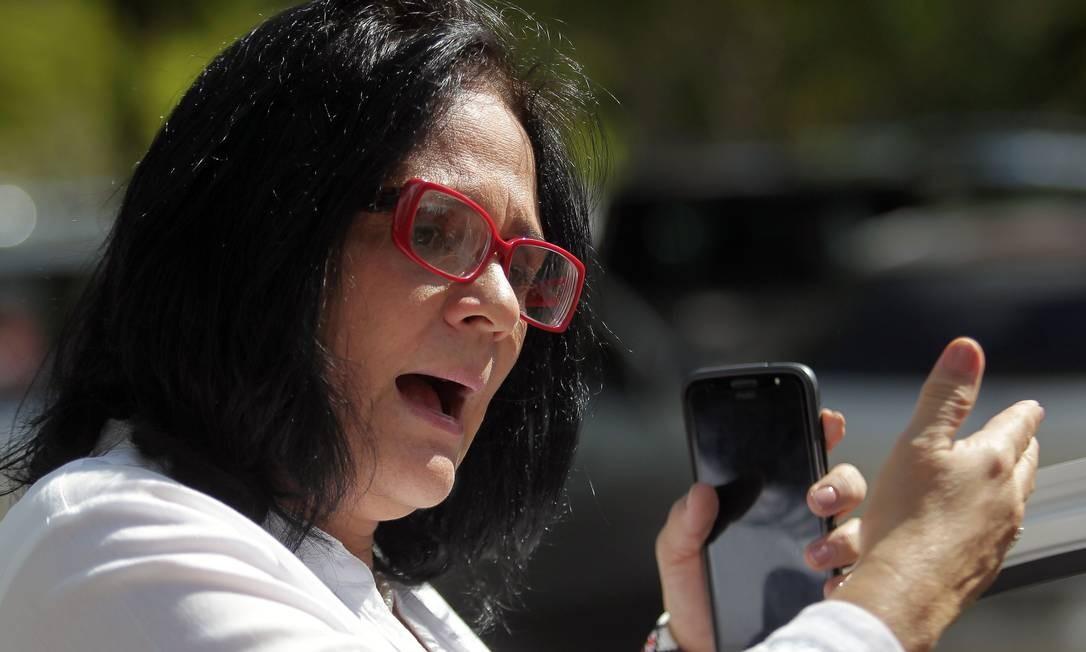 Damares Alves assumiu o Ministério da Mulher, Família e Direitos Humanos Foto: Jorge William / Agência O Globo