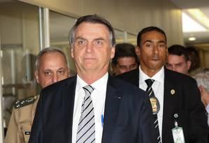 Lei sancionada pelo presidente Jair Bolsonaro foi publicada no Diário Oficial da União Foto: Marcos Corrêa/Presidência