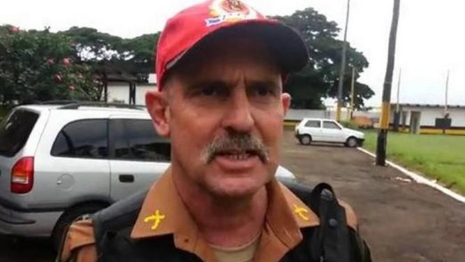 Deputado federal eleito pelo Paraná, Sargento Fahur (PSL) Foto: Divulgação