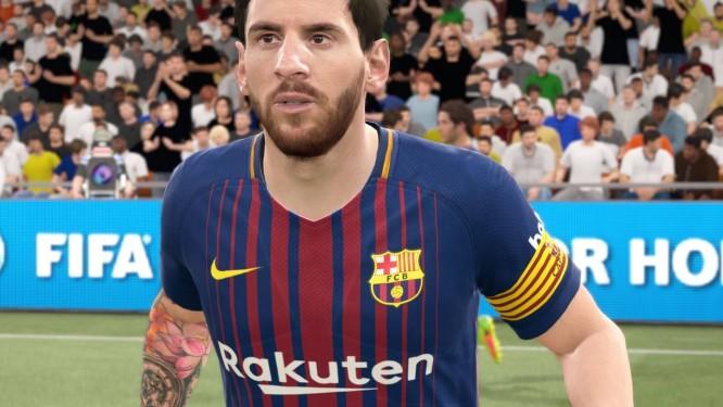 Lionel Messi e