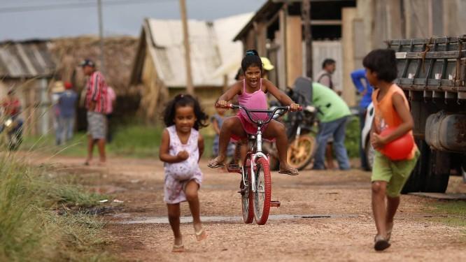 A acampamento do MST Helenira Rezende, na Fazenda Cedro, em Marabá (PA) 09/01/2018 Foto: Adriano Machado / Agência O Globo