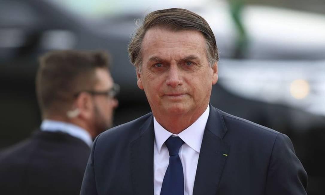 O presidente Jair Bolsonaro Foto: Fabio Rodrigues Pozzebom/Arquivo/Agência Brasil