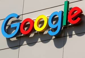 Logo da Google Foto: Arnd Wiegmann / Reuters