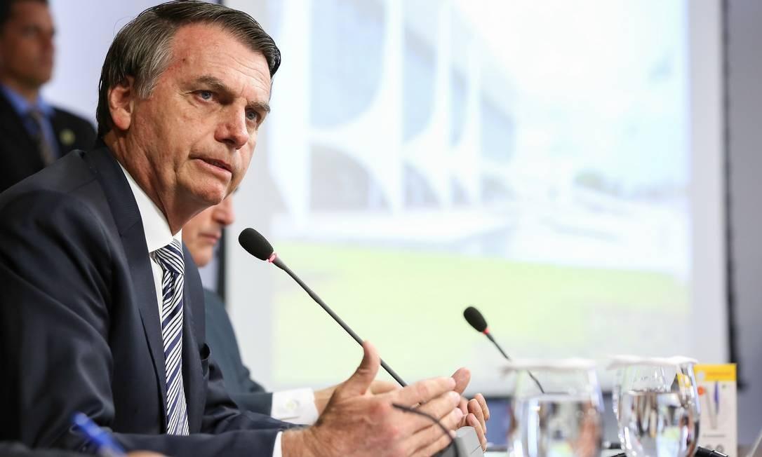 Dicionário do governo Bolsonaro: veja o significado de palavras que viraram  moda nos discursos - Jornal O Globo