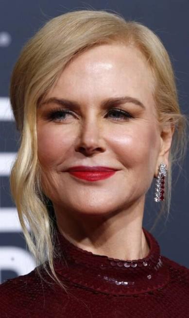 Nicole Kidman também aderiu MIKE BLAKE / REUTERS