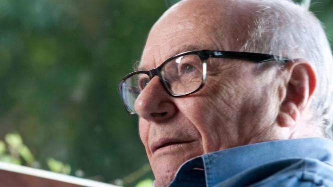 O filósofo José Arthur Giannotti, em 2015 Foto: Silvia Costanti / Valor