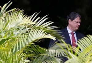 Freitas foi alertado no TCU de que edital está direcionado para Vale ganhar Foto: Reuters