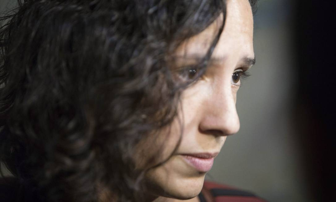 Mônica Benício: 'Não podemos nos calar' Foto: Ana Branco / Agência O Globo