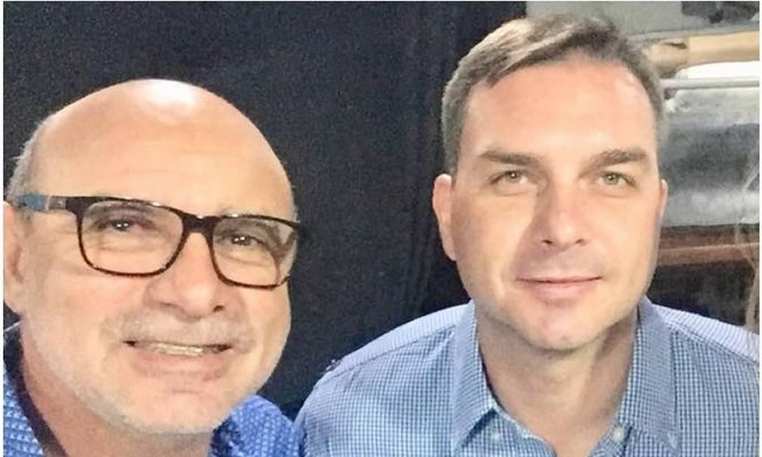 Fabrício Queiroz foi assessor de Flávio Bolsonaro por mais de dez anos Foto: Agência O Globo