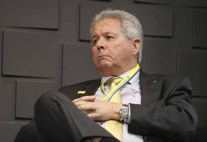 Rubem Novaes, presidente do Banco do Brasil Foto: Fabio Rodrigues Pozzebom / Agência Brasil