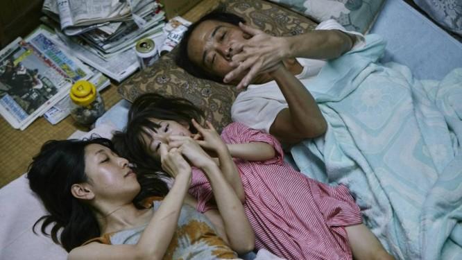 O filme 'Assunto de família' levou a Palma de Ouro em Cannes Foto: Divulgação