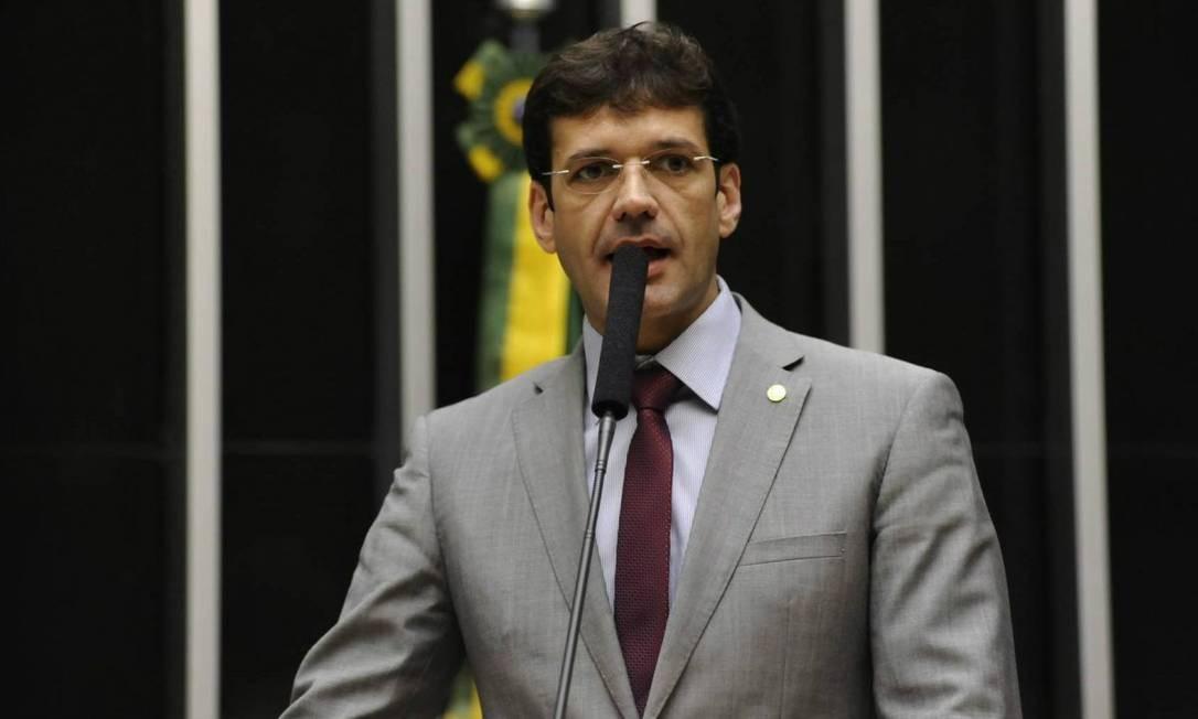 O ministro do Turismo, Marcelo Álvaro Antônio (PSL-MG) Foto: Câmara dos Deputados