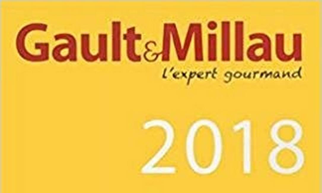 Guia francês Gault & Millau Foto: Reprodução