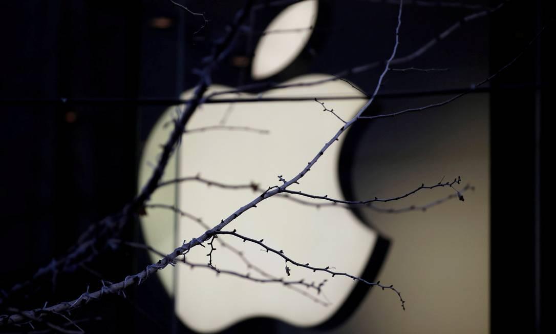 Apple alega que resultados mais fracos se devem à baixa demanda da China Foto: Jason Lee / REUTERS