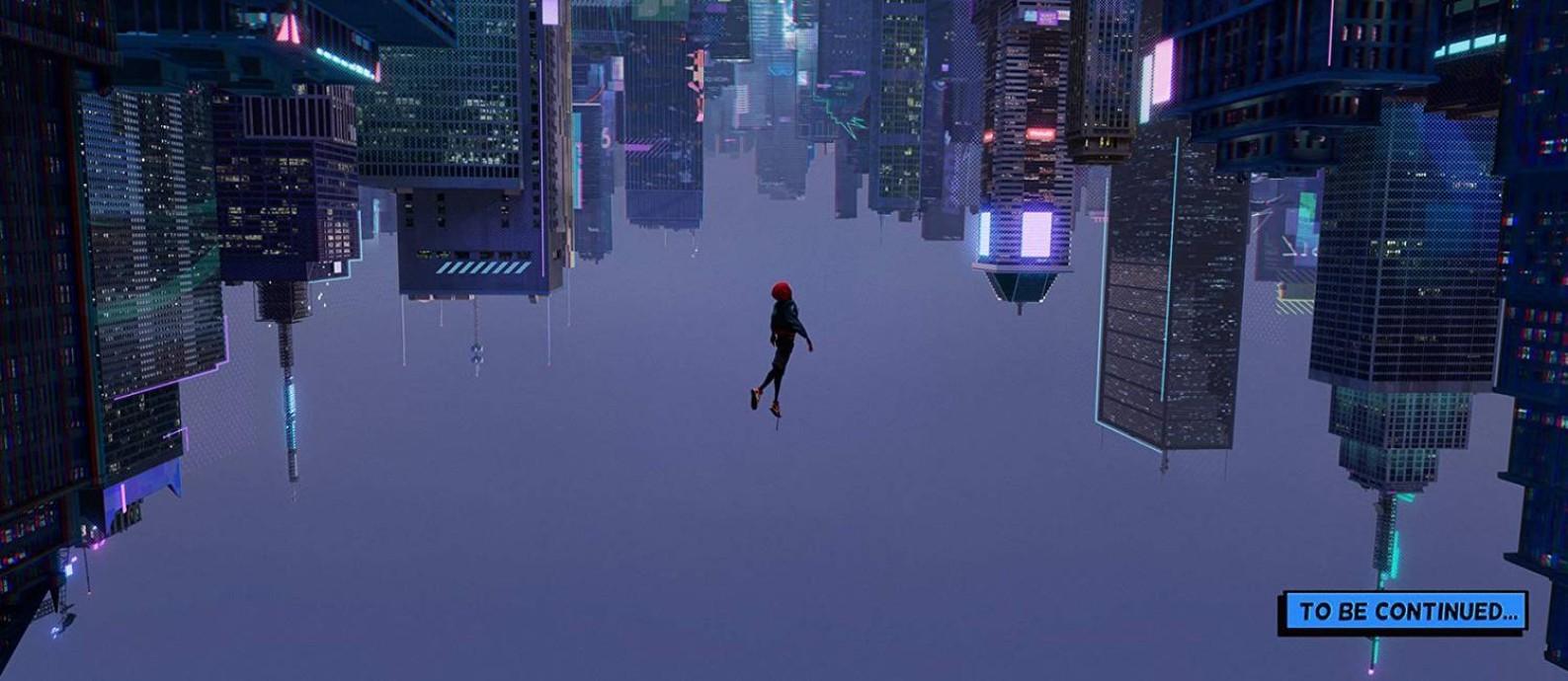 Como Os Animadores De Homem Aranha No Aranhaverso Criaram O