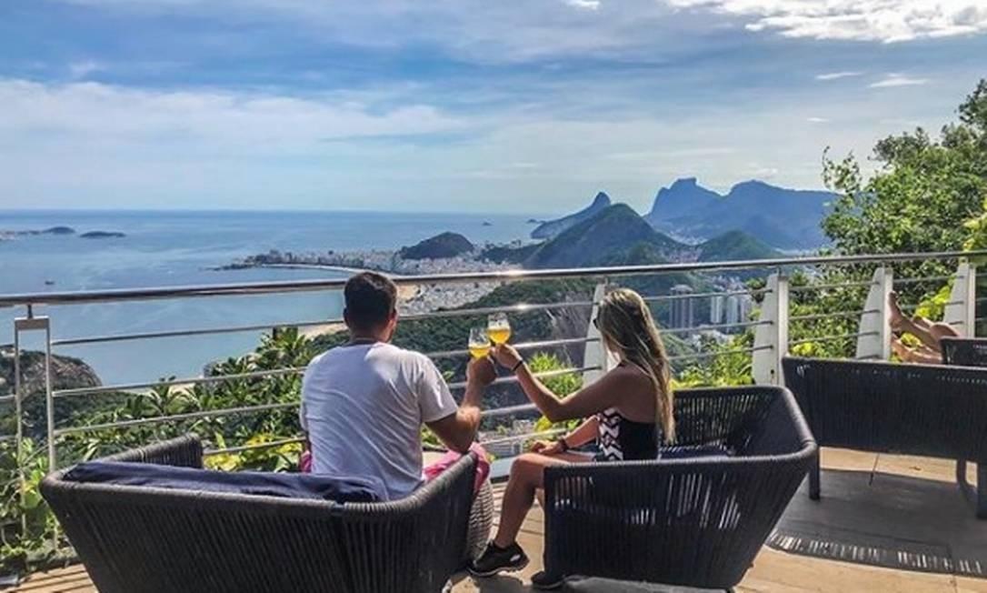 Clássico Beach Club Urca Foto: Divulgação/Instagram