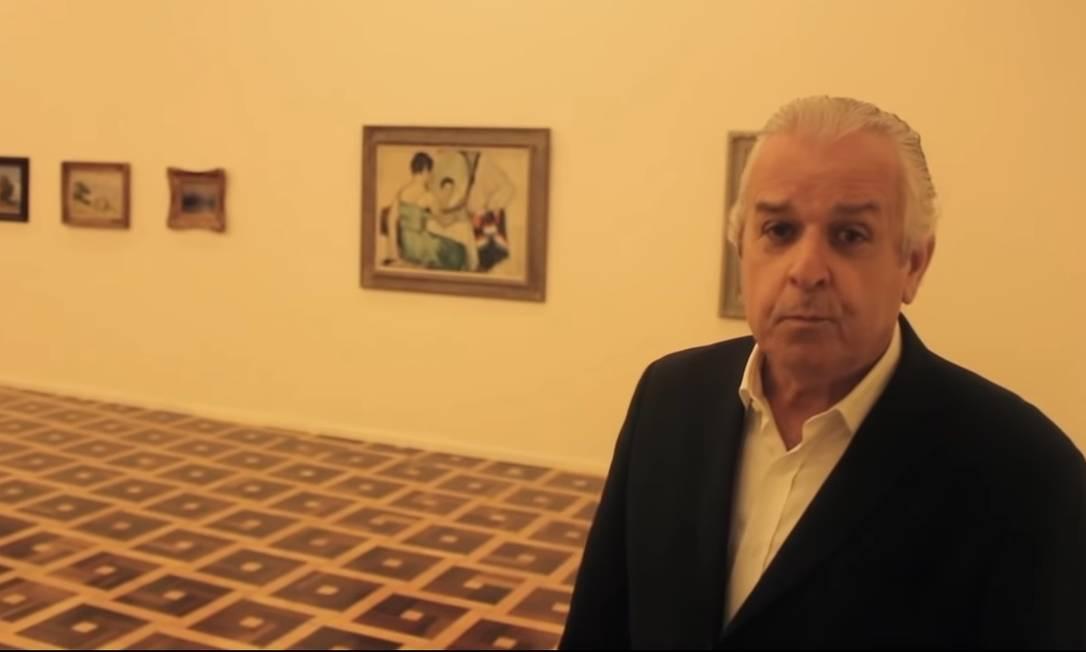 Paulo César Brasil do Amaral será o novo presidente do Ibram Foto: Reprodução/YouTube