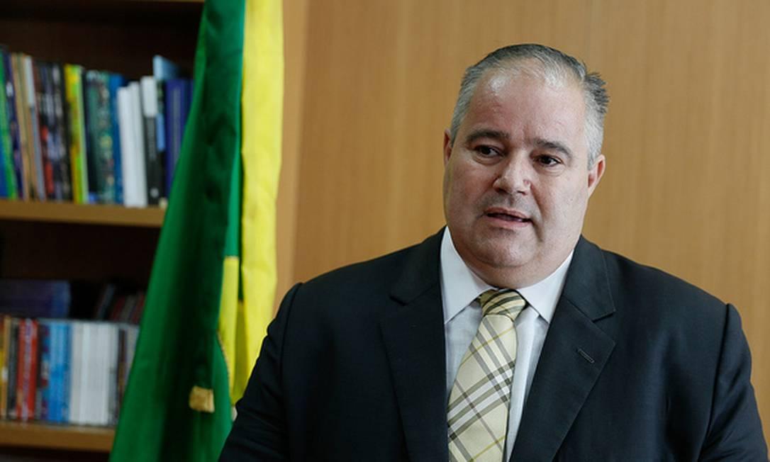 O secretário especial de Cultura do Ministério da Cidadania, Henrique Medeiros Pires Foto: Divulgação/Mauro Vieira
