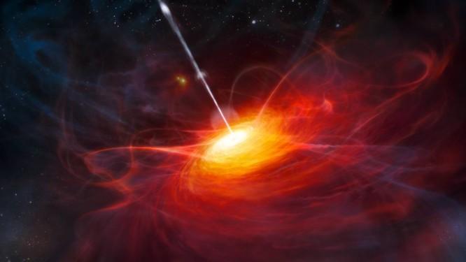A origem dessas Rajadas Rápidas de Rádio (RRR, ou FastRadioBursts, em inglês), que são pulsos de ondas de rádio de milissegundos, ainda é desconhecida Foto: Ilustração/ESO