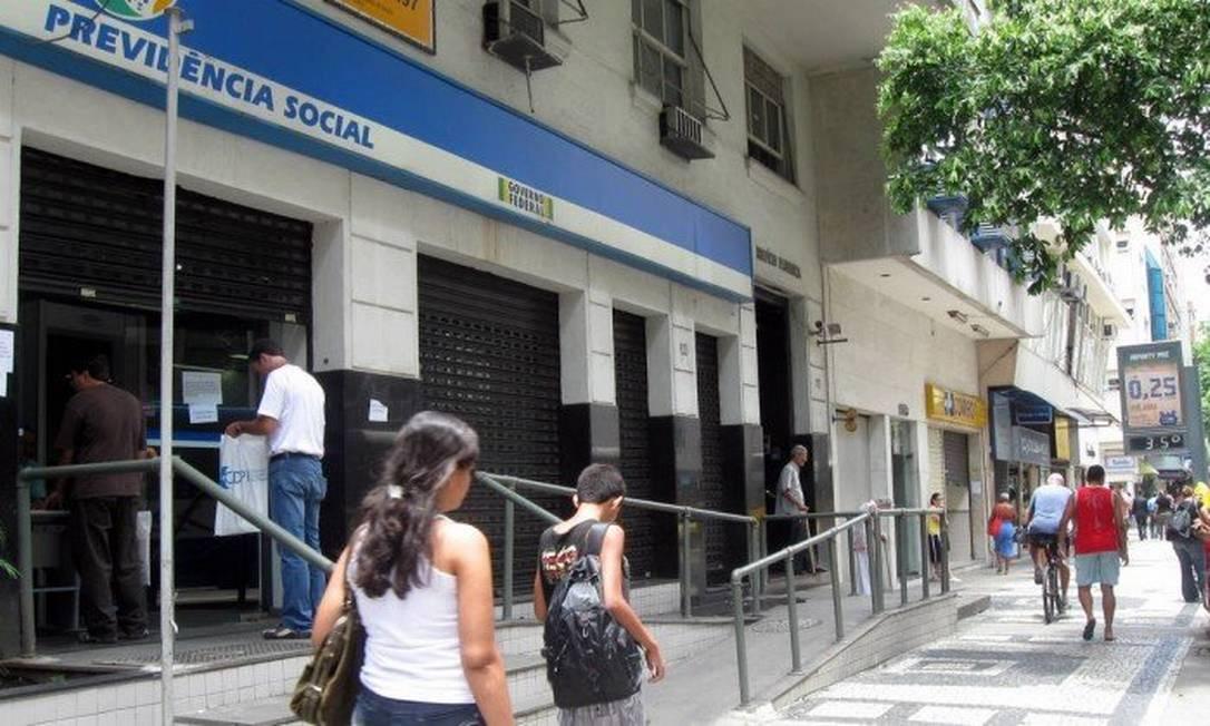 Previdência de militares pode ter regras diferenciadas, mas o governo ainda não definiu Foto: Andréa Machado / Globo