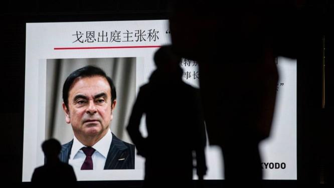 Ghosn recebe atendimento médico na prisão, afirma o advogado do empresário brasileiro Foto: Bloomberg
