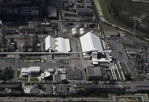 Fábrica de fertilizantes da Petrobras na Bahia Foto: Reprodução/Petrobras